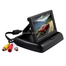 "Promotion 4.3"" inch TFT LCD Car Monitor Rear View Kit Reversing Rear Camera Parking Assistance System"