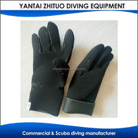manufacture direct selling waterproof silicone diving gloves swim equipment