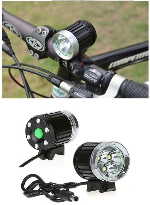 cr ee led high power fahrrad licht wiederaufladbare led. Black Bedroom Furniture Sets. Home Design Ideas