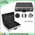 Hard abs plastic business brief suitcase
