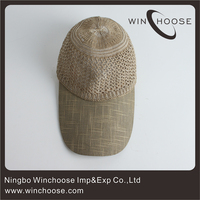 Plain Sport Hats Wholesale Hollow Knitted Cap 04068-56