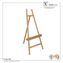 Wholesale Free Sample 153*21*67cm Best Quality Wooden Painting Easel Stand For Children