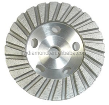 Abrasive Tools/ 100 115 125 150 180mm stone diamond cup grinding wheel for marble granite concrete