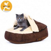Personalized waterproof slipper pet bed