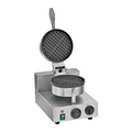 China Production Commercial Stainless Steel Electric Waffle Maker Machine UWB-2
