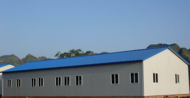 prefabricated house/modular classroom