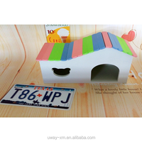 High quality hamster house,pet house,hamster toy