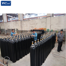 High Pressure Good Price Argon Gas Cylinder for Industrial Welding