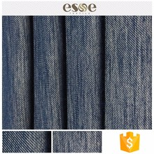 210Gsm Indigo Knitted Denim Fabric For School Shirt