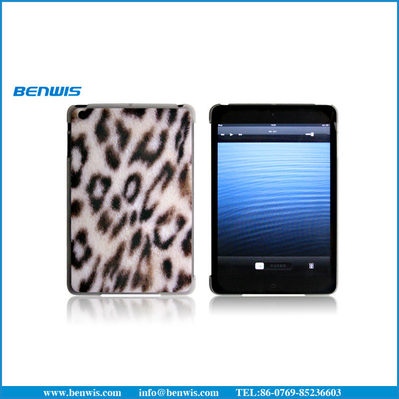 2013 New arrival for ipad mini leather case