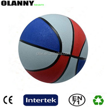 heat transfer printing hot sale machine stitched bottom price promotion basketball