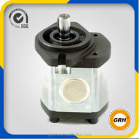 gear pump test bed single phase hydraulic oil pump for car lift