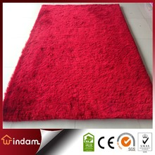 Best Price Red Silk Rug For Sale