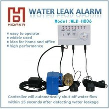 2015 of best price water leak detection controller system with auto shut off