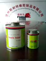sealer/lubricating grease //Cement/Sealing glue /cleanser