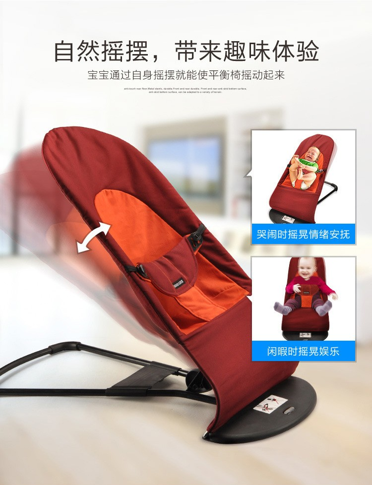 Portable Baby Booster Seat Travel High Chair made in china
