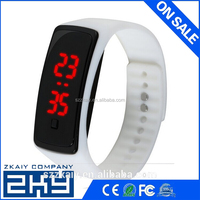 2016 New Fashion Touch Screen LED Bracelet Digital Watches For Men&Ladies&Child Clock Womens Wrist Watch Sports Wristwatch