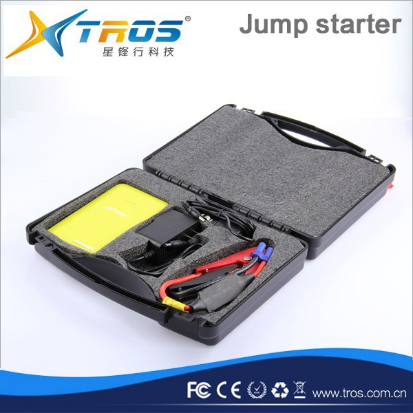 2014 NEW Fashionable multi-function jump starter Battery Booster power tool soft start for 12v Petrol Cars