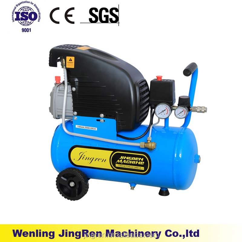 air compressor 24L oil lubricated piston directly driven air compressors