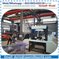 band saw industrial, wood mill, mobile log cutting machine