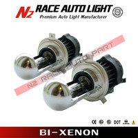 Factory direct fast shipping swing hi/low hid xenon bulb/bi xenon h4 6000k bulb with LIFETIME warranty