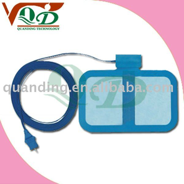New !Bi-polar electrosurgical plate with cable for adult