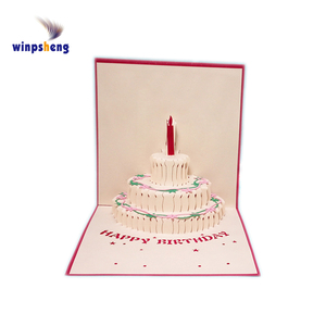 Free Custom Printable Birthday Cards Suppliers And Manufacturers At Alibaba