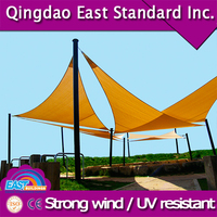 East standard customized high quality one-stop sun shade sail