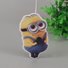 Funny Customized Shape Car Air Fresheners With Own Logo
