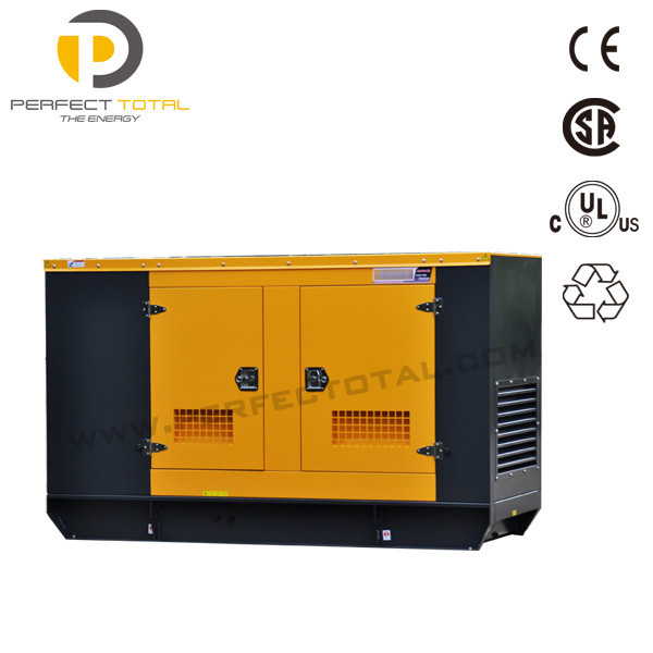 54.5KW super silent electric generator with PERKINS engine