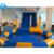 Inflatable Dolphin Water Slide Pool , Outdoor Inflatable Water Slide For Kids
