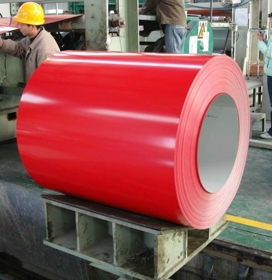 PPGI Steel Coils, Color Coated Steel Coil, Prepainted Galvanize d Steel Coil Z275/Metal Roofing Sheets Building Materials