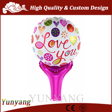 I love you wedding balloons,decoration balloons
