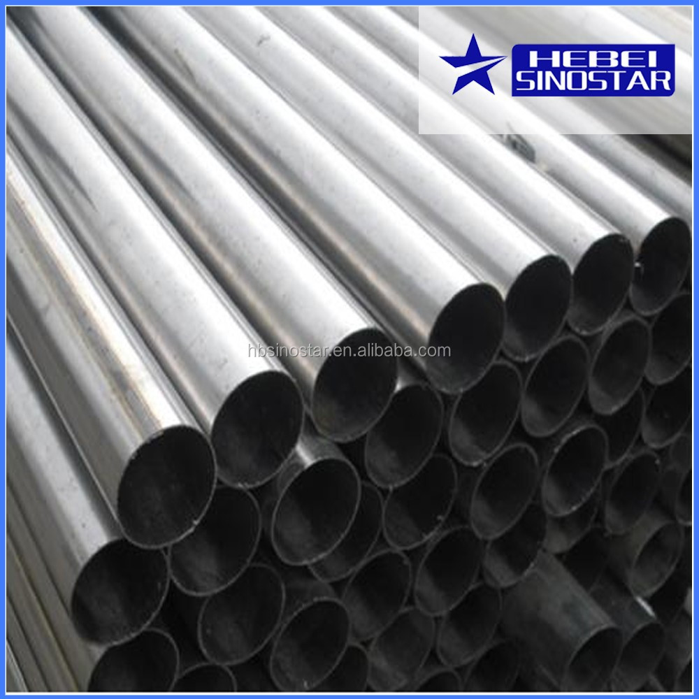 Cold Drawn Round Welded Pipes And Tubes Made in China
