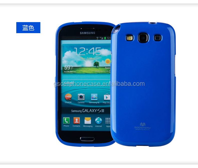 Mercury Goospery Jelly Bank Cover TPU Case For Xiaomi M3