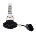 Promotion price 9005 HB3 9006 HB4 H11 H4 H7 Led H1 Auto Car Headlight 50W 6000LM IP67 Automobile Bulb ZES LED chip Lamp