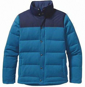 promotion hot selling light padding big size ski jacket