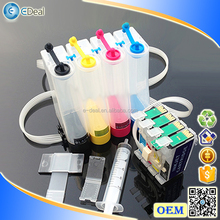 (T1331-T1334) 4 colors CISS for Epson NX420 T22 TX120 TX420W continuous ink supply system