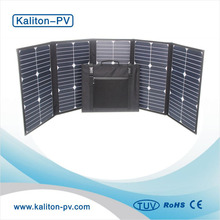 100W High Conversion Wholesale Price Folding Portable Sunpower Solar Panel charger for mobile