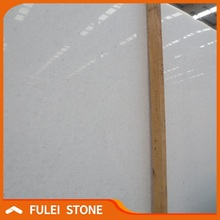 Popular Natural Polished Vietnamese Crystal White Marble Slabs