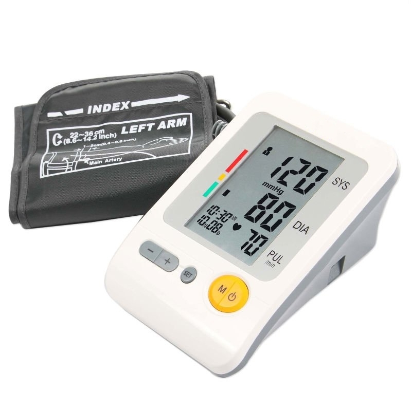 Professional manufacturer of free arm digital blood pressure monitor