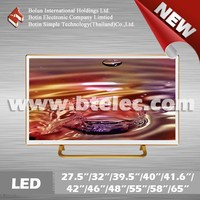 MOQ 20 PCS full high definition smart 42 inch led tv