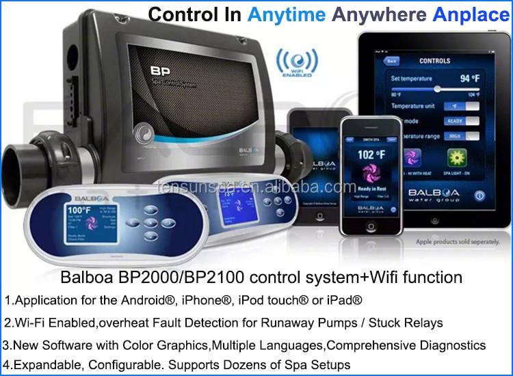 6.Balboa control system