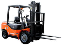 China factory price 48V battery high quality 2ton 2.5ton 3ton 3.5ton 48V battery powered diesel forklift trucks for sale
