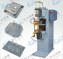 Nut stud welding spot welding machine