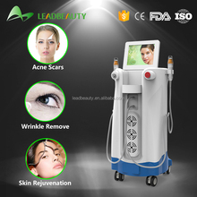 New arrival rf fractional radio frequency micro needle skin nurse / skin tightening system facial machine