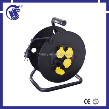 high quality plastic automatic cable reel