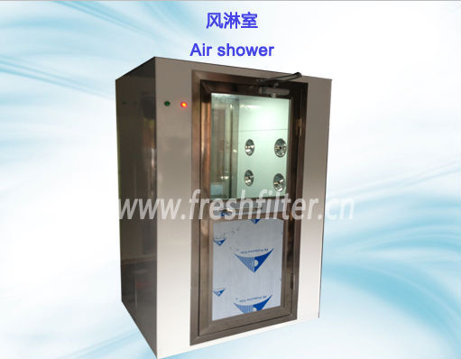 Air filter manufacturing equipment air shower clean room