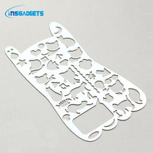 Drawing Painting Stencils Template Ruler