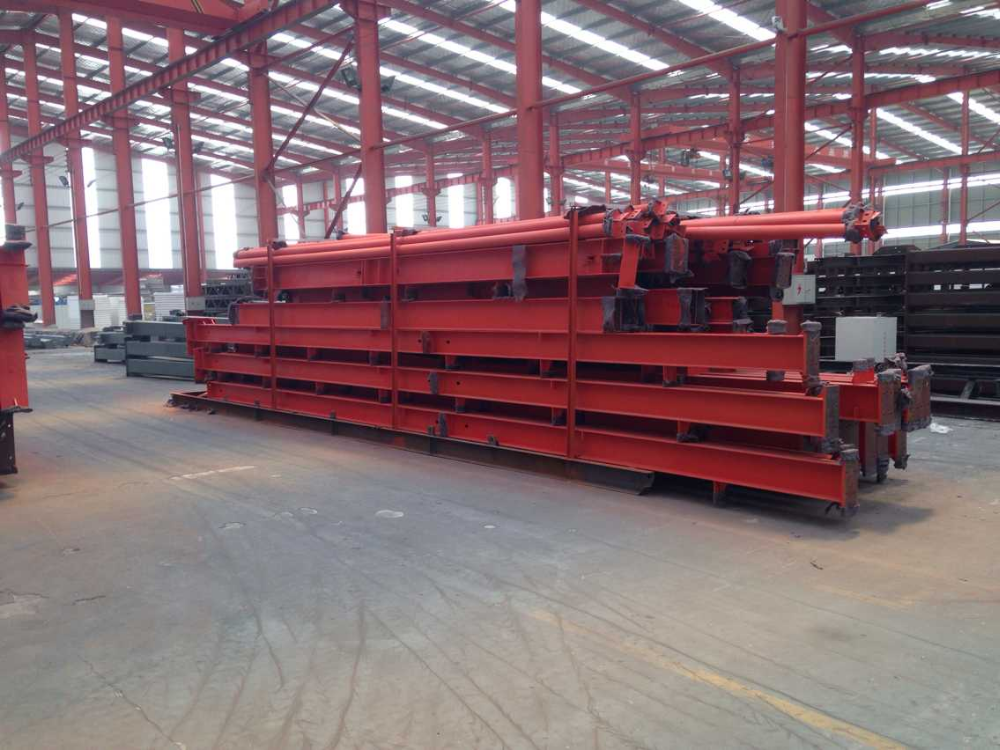 China Supplier Prefabricated Light Steel Structure Building